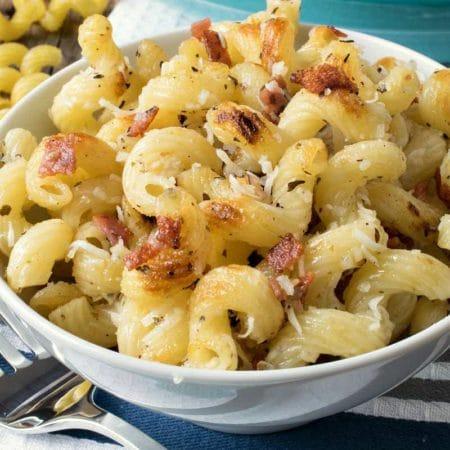 Italian Fried Pasta