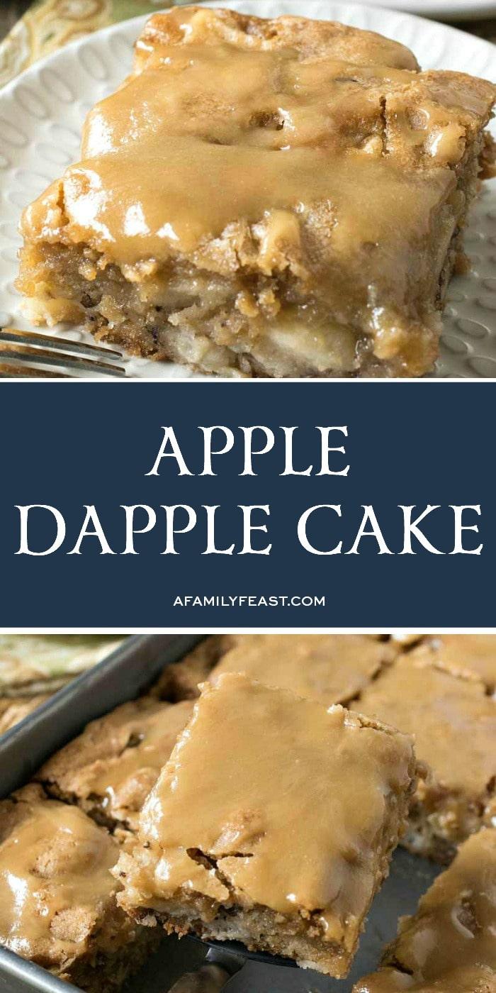 Apple Dapple Cake