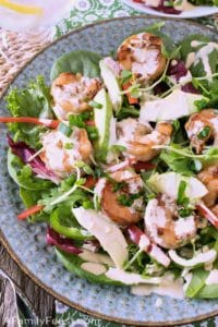 Zesty Shrimp Salad
