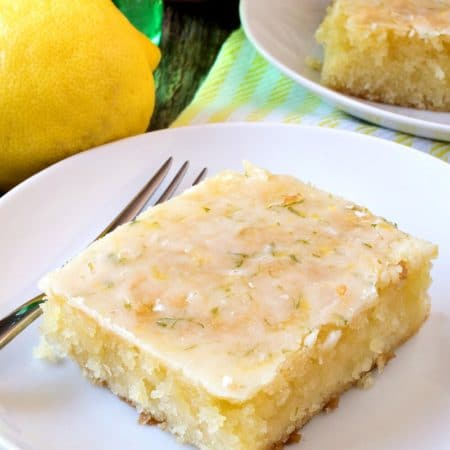 Lemon Lime Cake