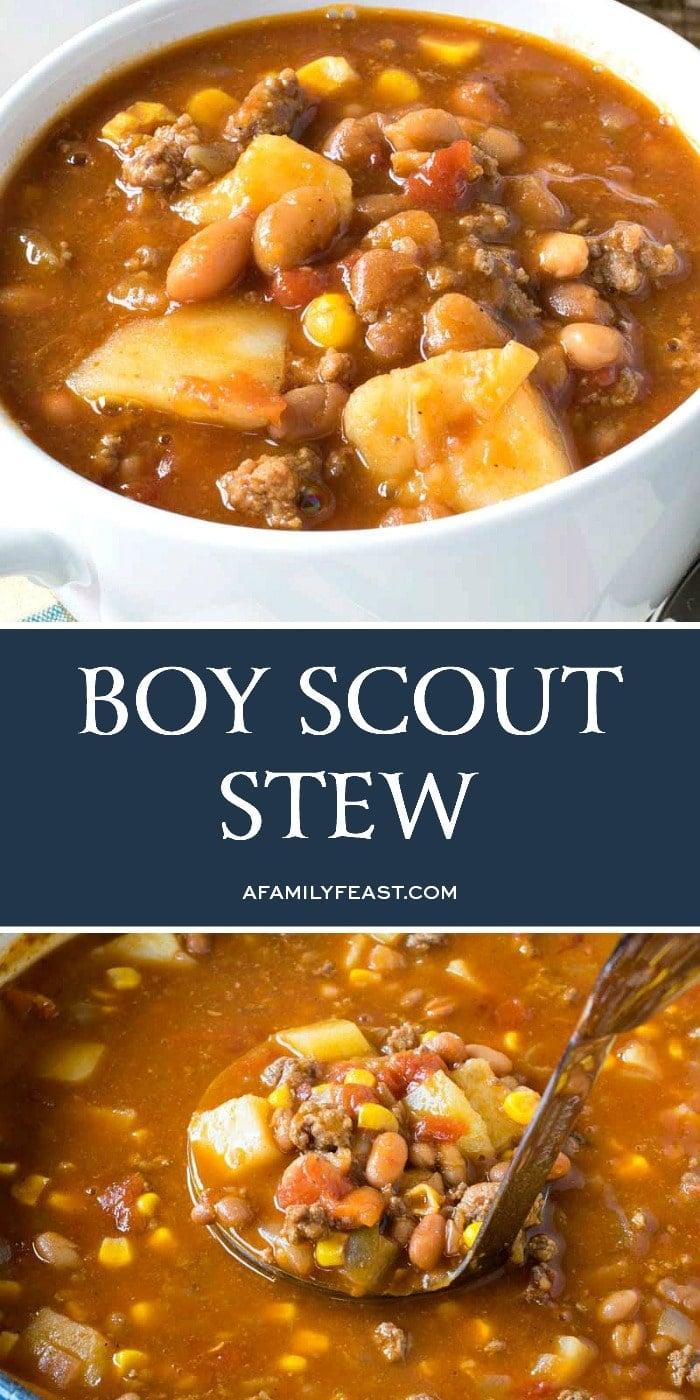 Boy Scout Stew