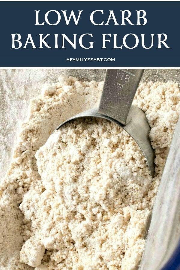 Low Carb Baking Flour