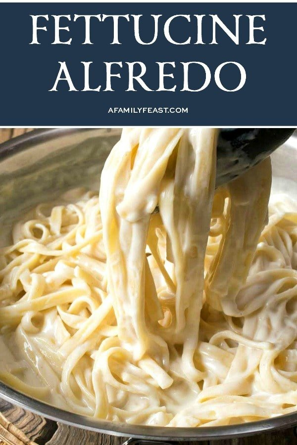 Fetuccine Alfredo
