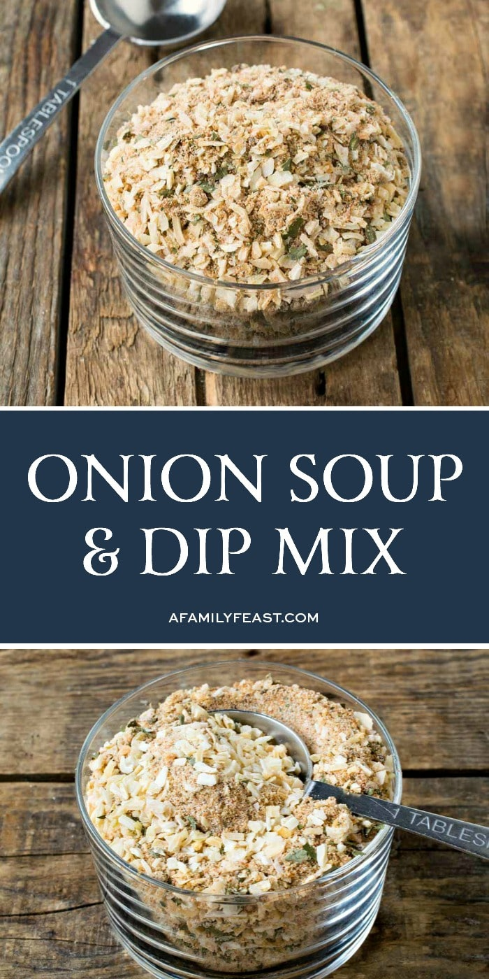 Onion Soup and Dip Mix