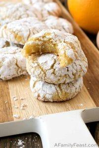 Italian Almond-Orange Cookies