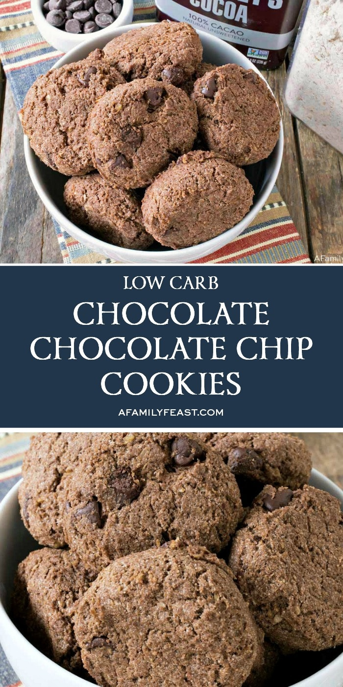 Low Carb Chocolate Chocolate Chips