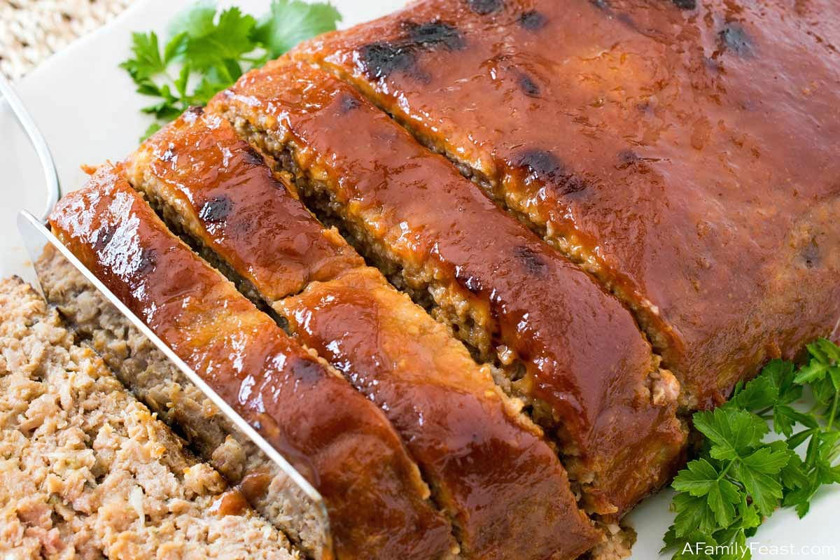 Mom's Meatloaf - A Family Feast