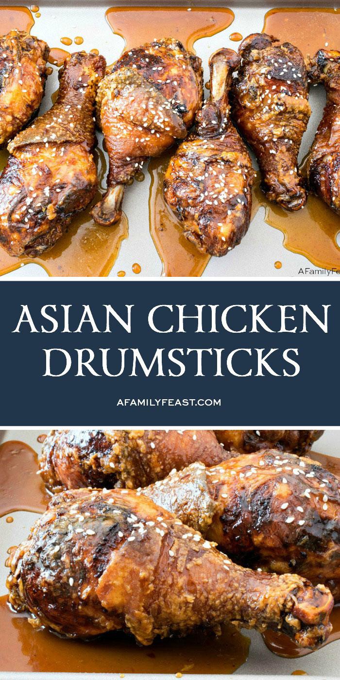 Asian Chicken Drumsticks