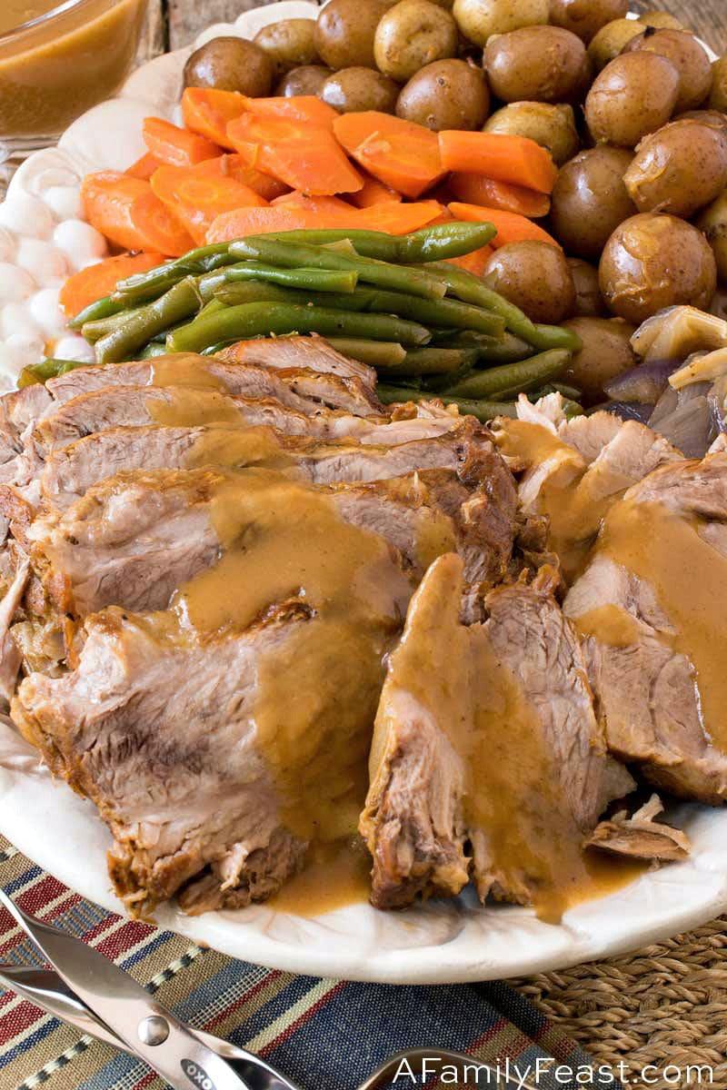 Pork Pot Roast