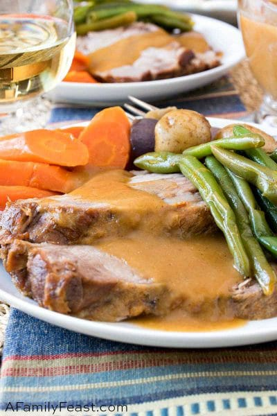 Pork Pot Roast