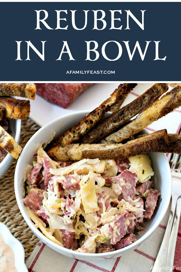 Reuben in a Bowl