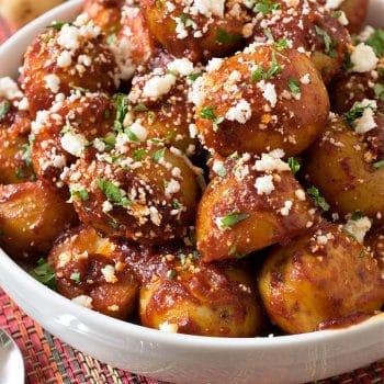 Southwestern Potatoes
