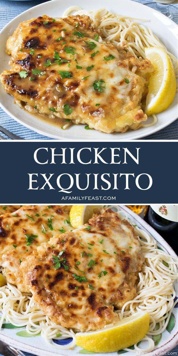 Chicken Exquisito