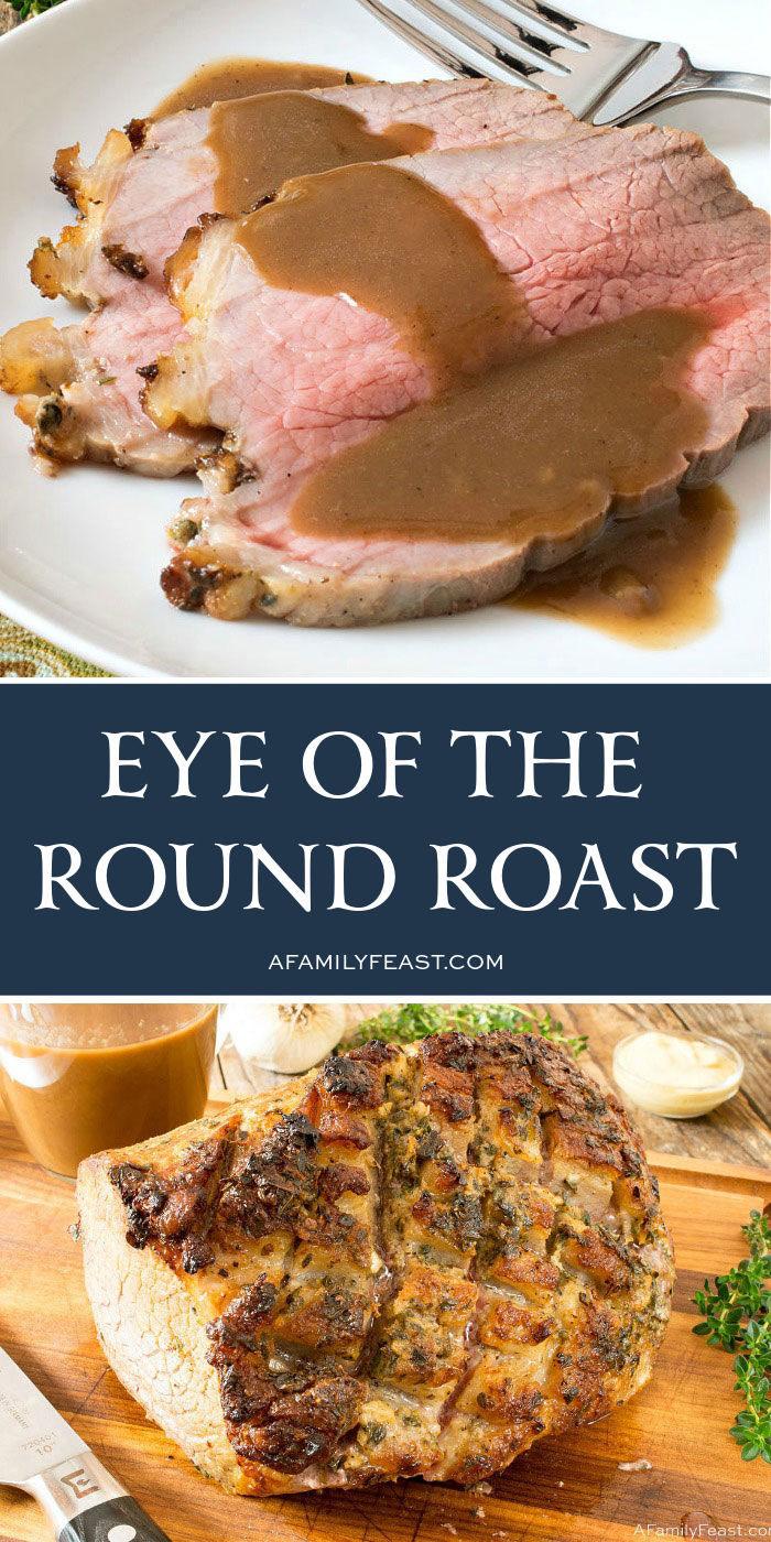 Eye of the Round Roast