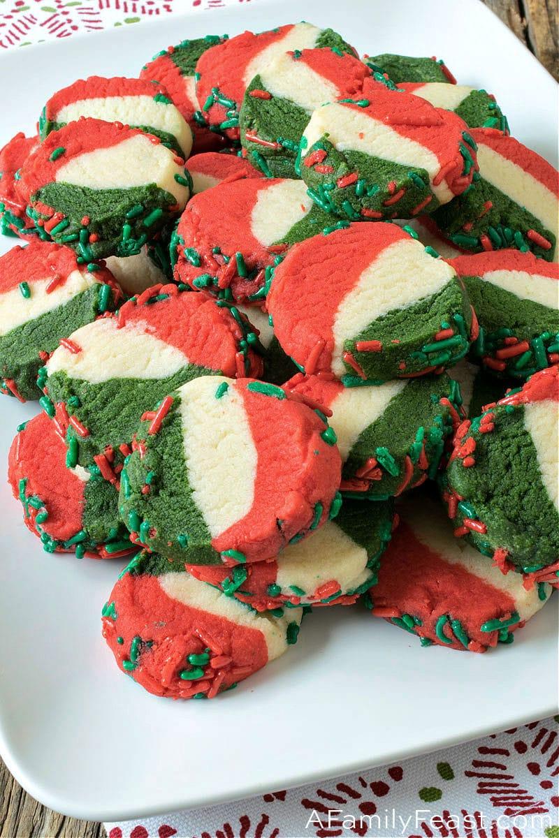 Italian Champagne Cookies