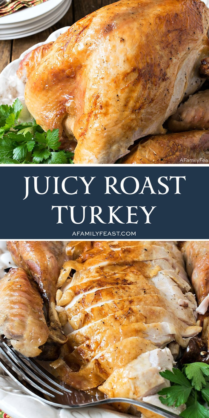 Juicy Roast Turkey