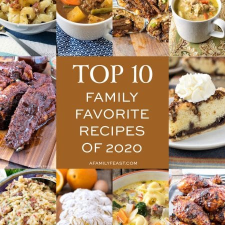 A Family Feast: Top 10 Family Favorites of 2020