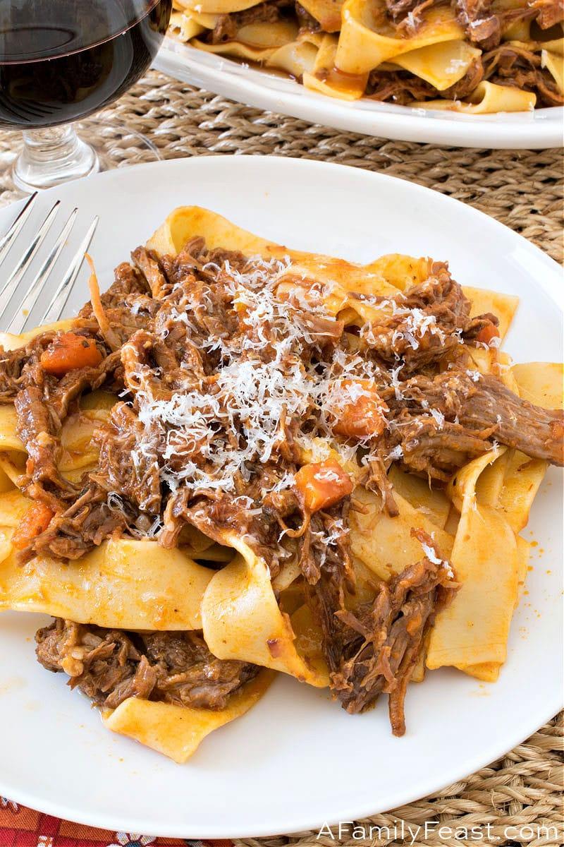 Italian Meat Ragu