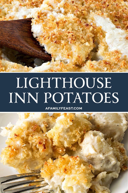 Lighthouse Inn Potatoes