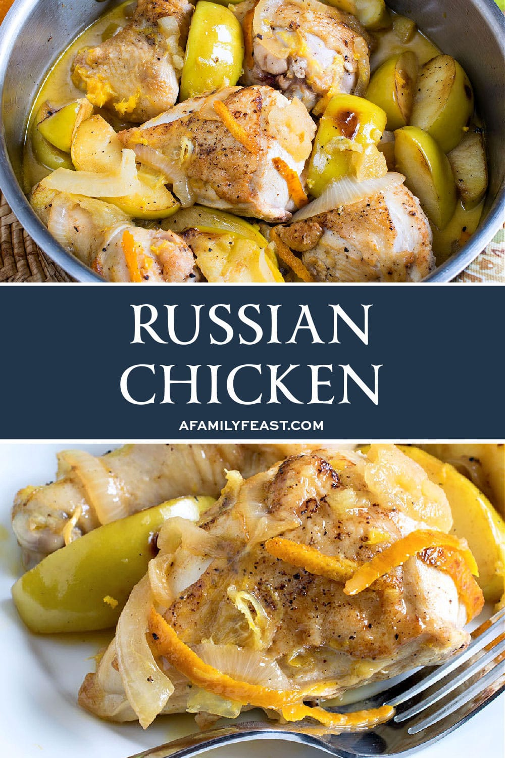 Russian Chicken
