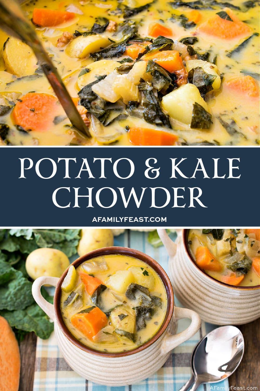 Potato and Kale Chowder