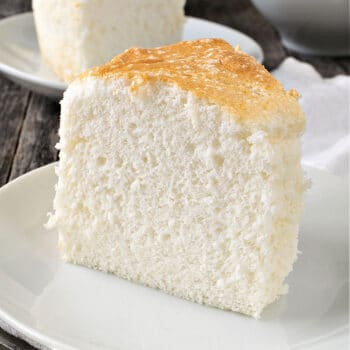 Angel Food Cake - A Family Feast