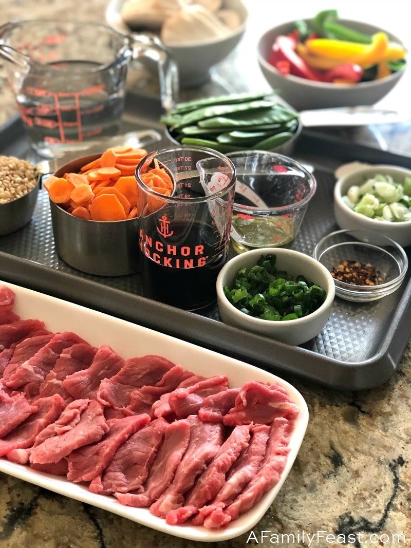 Cook Like a Pro with Mise en Place