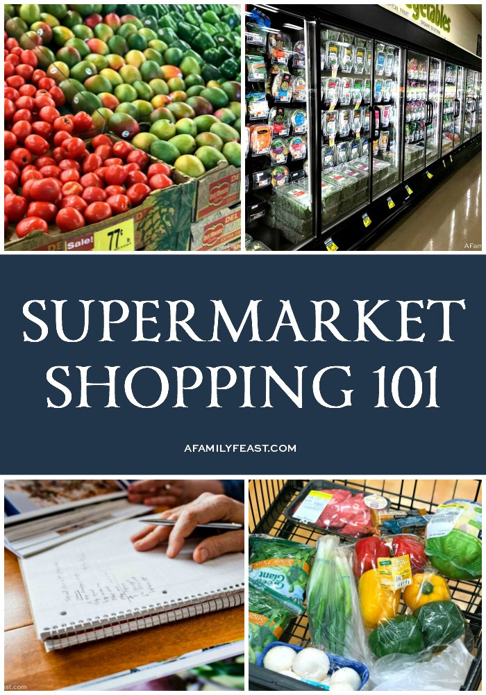 Supermarket Shopping 101