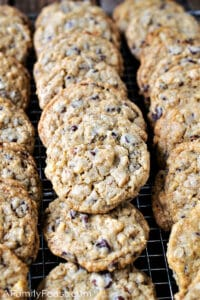 DoubleTree Chocolate Chip Cookies