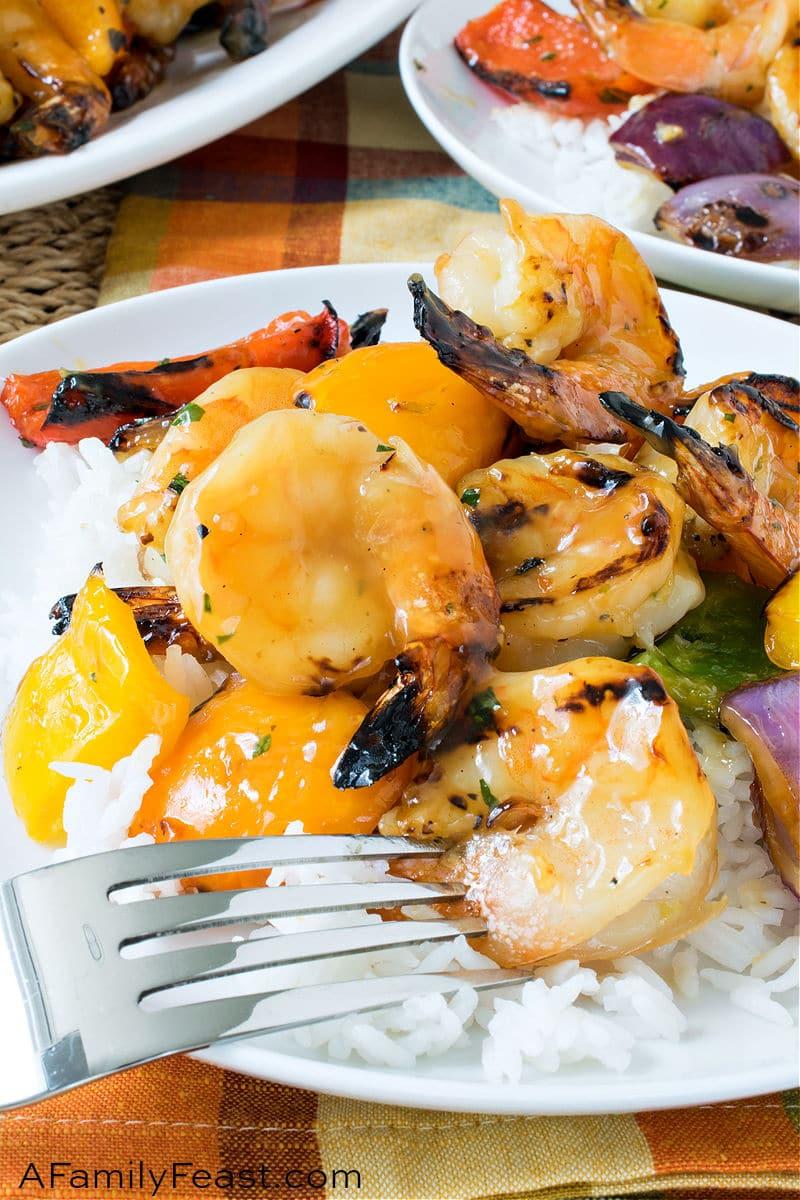 Shrimp Kabobs