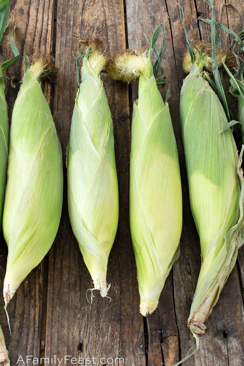 What to look for when buying corn on the cob