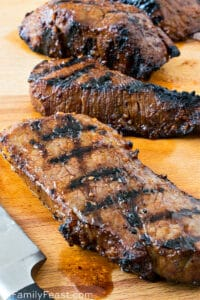 Grilled Tri-Tip Steak