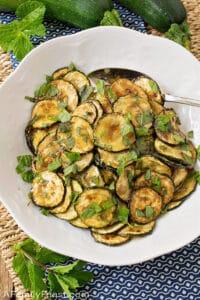 Zucchini Alla Scapece